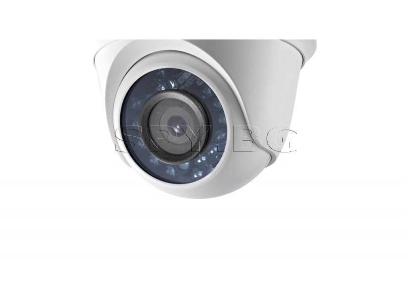 Куполна камера 2MP FullHD HIKVISION