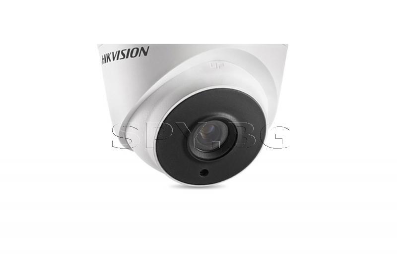 HD-TVI куполна камера 2MP FullHD HIKVISION