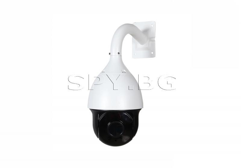 HD-TVI/AHD/CVBS 2MP управляема PTZ камера Longse